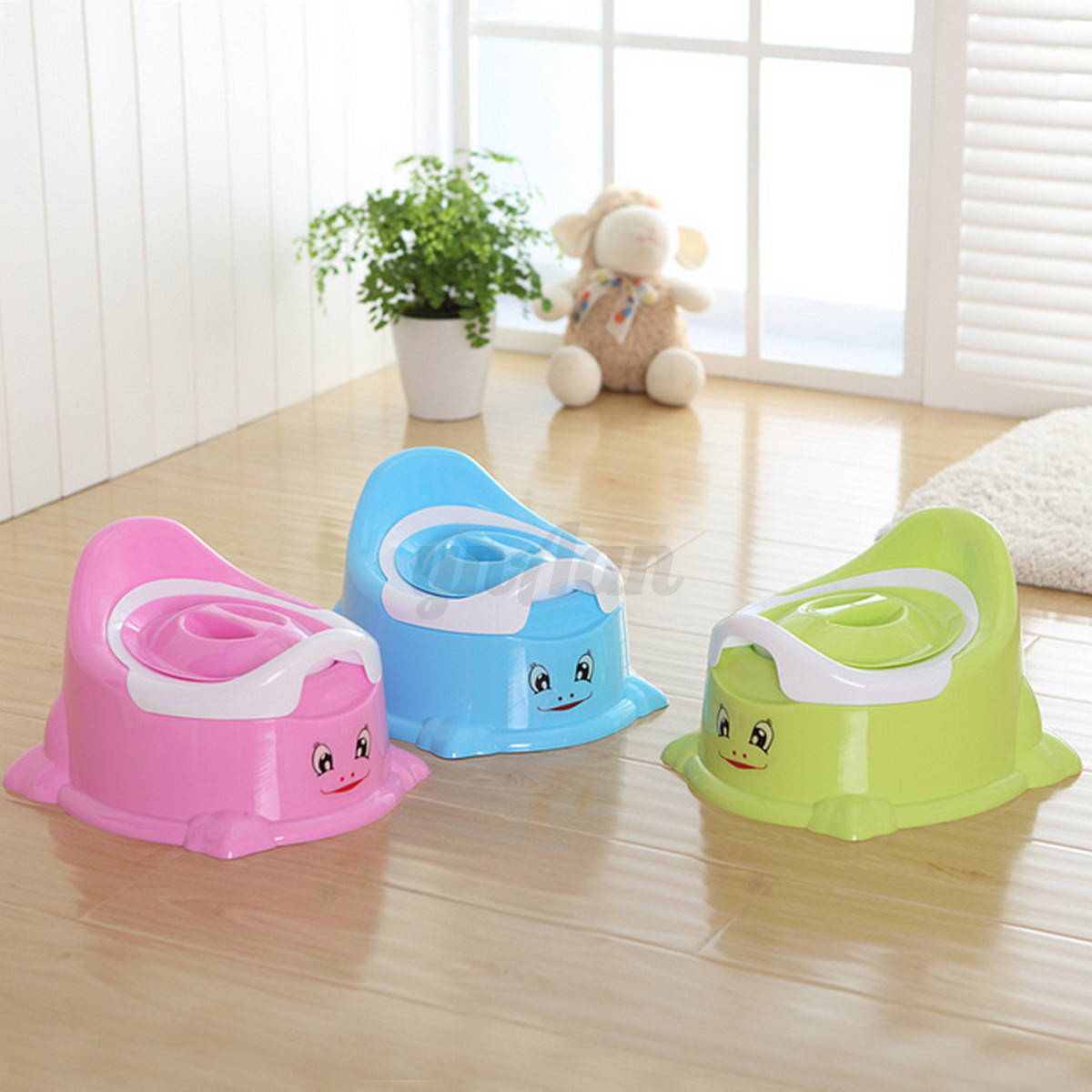 portable potty chair swing on stand new cartoon toilet seat baby toddler
