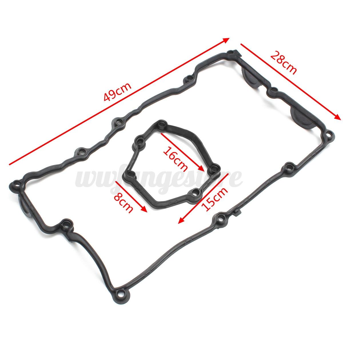 Rocker Cam Cover Gaskets For Bmw E46 316i 316ci 316ti 318i