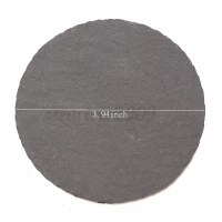 Natural Slate Stone Placemats Drink Coaster Tableware ...