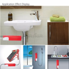 Instant Water Heater Kitchen Sink Table Storage Mini Electric Tankless Hot