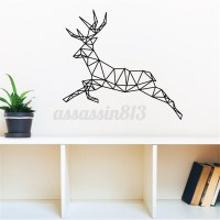 Living Room Decor Removable Decals Mural Art PVC DIY Home