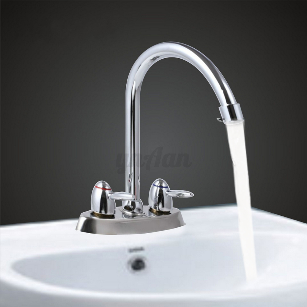 faucet for kitchen sink toys r us kitchens basin tap mixer spout reverse osmosis