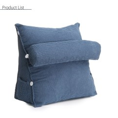 Chair Pillows For Bed Cover Rentals Kitchener Waterloo Adjustable Sofa Office Rest Neck Support Back
