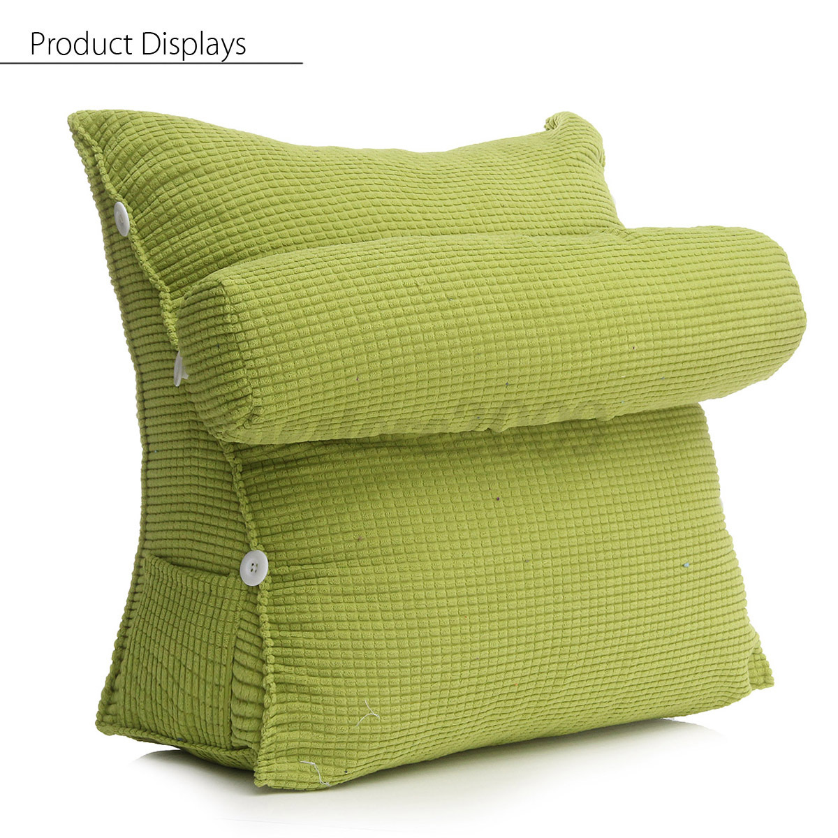 office chair neck pillow caster adjustable sofa bed rest support back