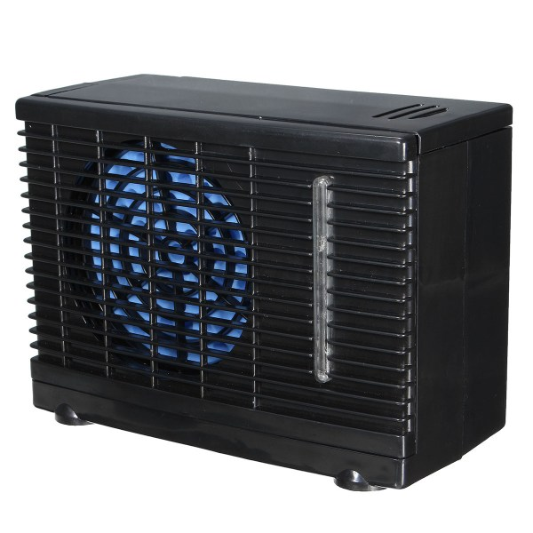 12volt Water Ice Evaporative Air Conditioner Home Vehicle Car Cooler Cooling Fan