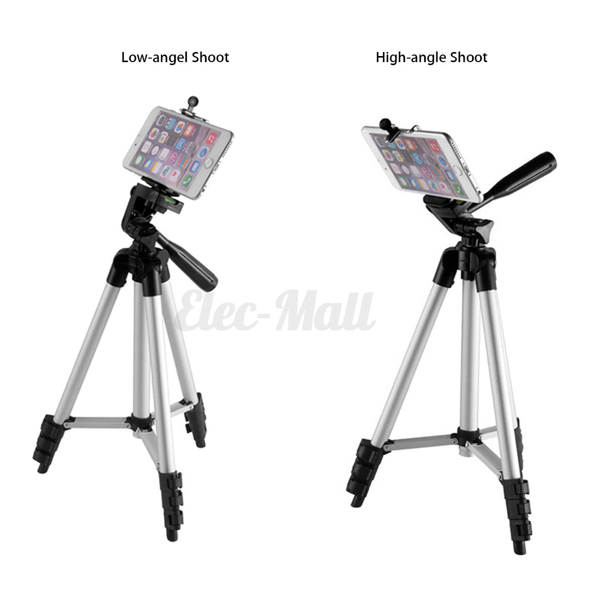 Stretchable Camera Tripod Stand Mount Holder For Iphone