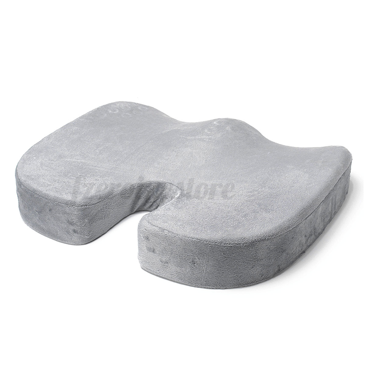 gel cushion for chairs x rocker office chair coccyx orthopedic enhanced comfort memory foam seat