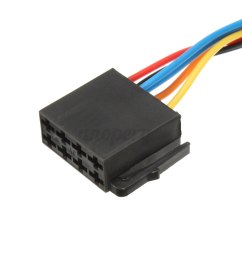 1997 toyotum corolla radio iso car radio stereo harness adapter wiring connector for [ 1200 x 1200 Pixel ]