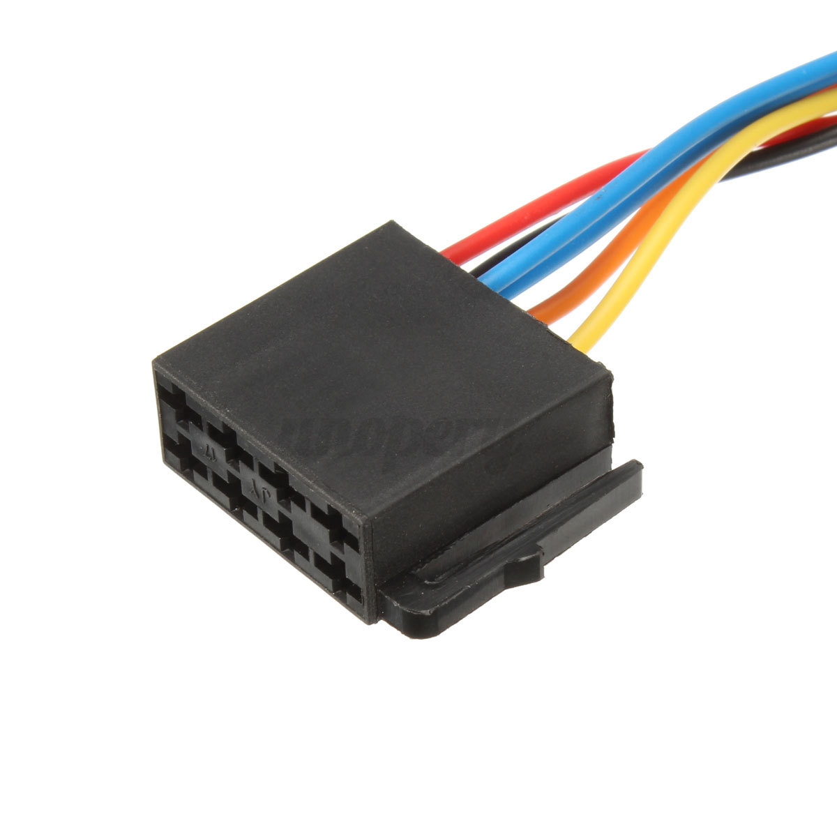 hight resolution of  1997 toyotum corolla radio iso car radio stereo harness adapter wiring connector for