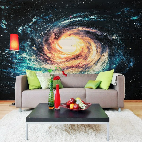 Space Planet Wall Murals