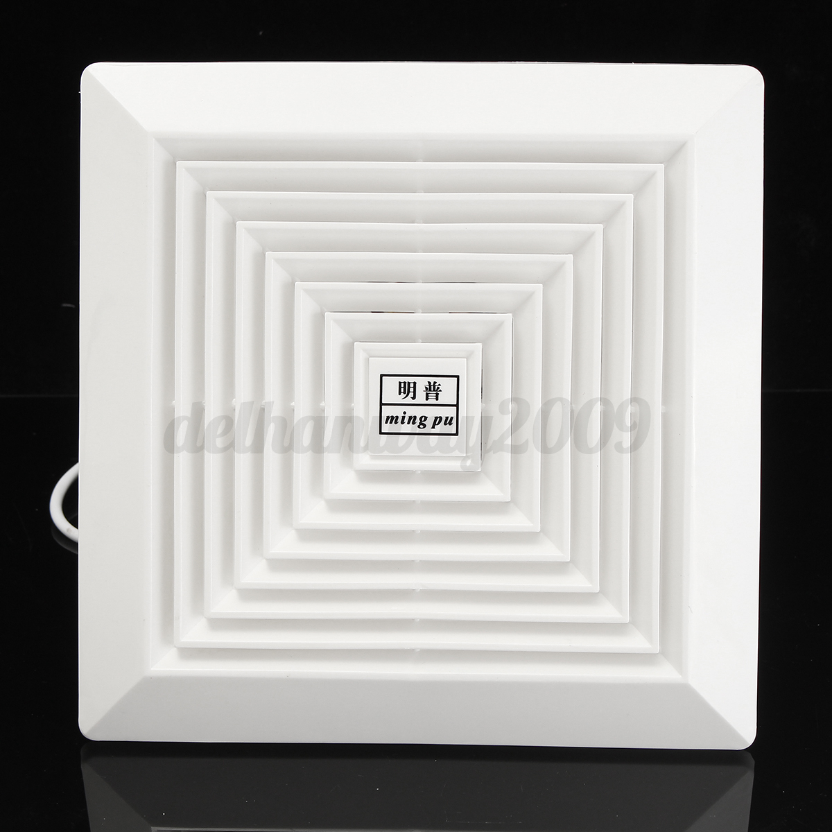 810 Air Vent Exhaust Fan Ceiling Wall Mount Ventilation