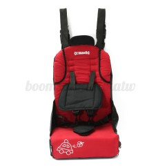 Portable Baby Chair Inflatable Kids Au Safety Car Seat Toddler Infant