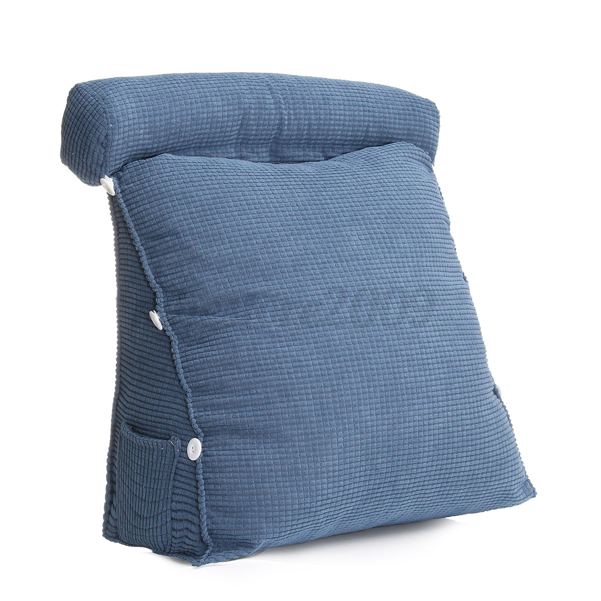 back support chair for bed haworth zody adjustable sofa office rest neck