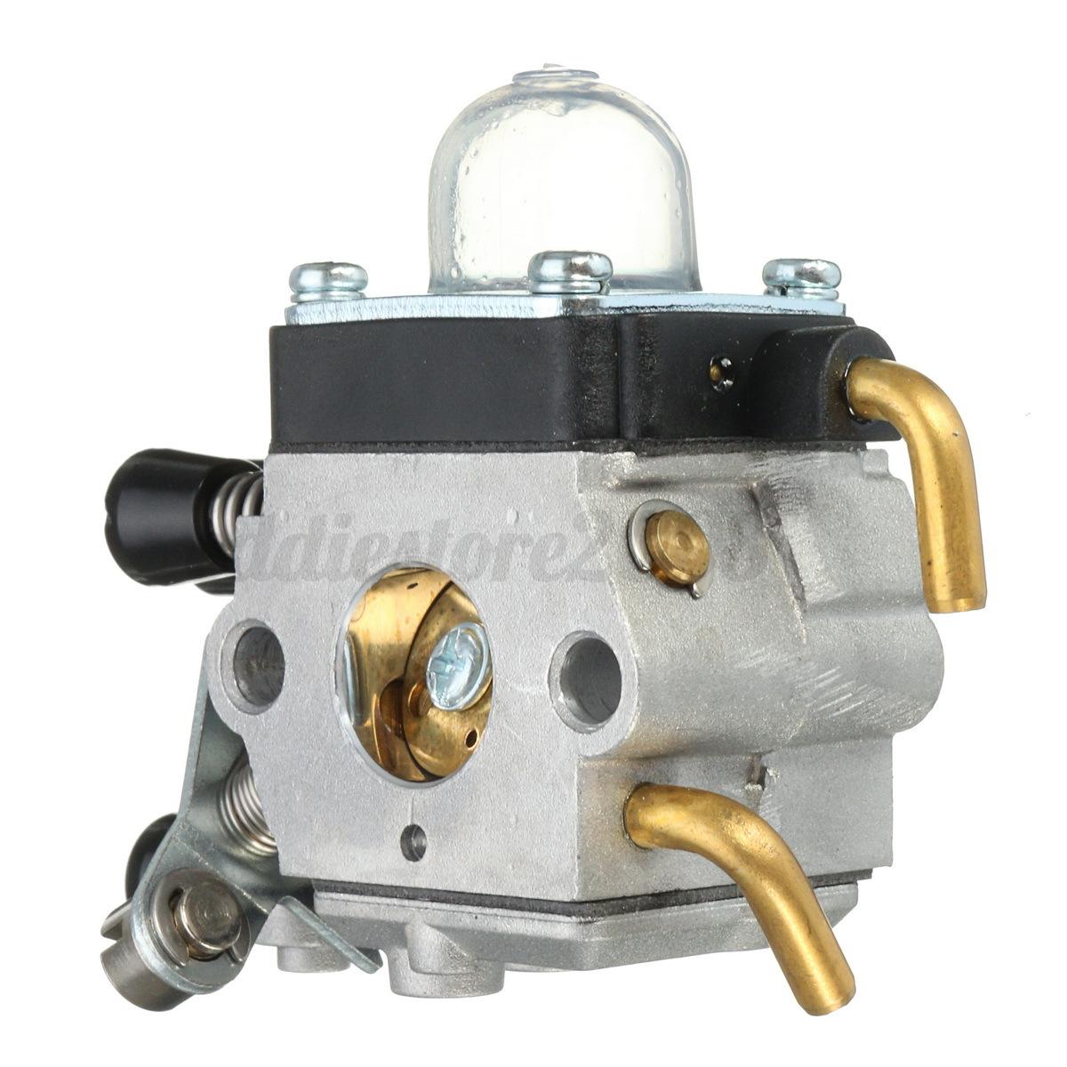 hight resolution of carburetor air fuel filter kit for stihl fs74 fs75 fs76 fs80 fs85 fs38 fs55 zama 4 4 of 12