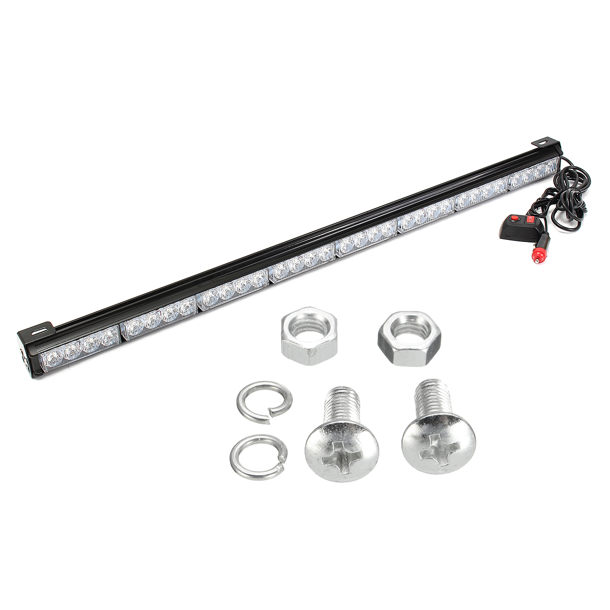 Led Emergency Strobe Light Bar