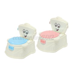 Toddler Chair Plastic Aluminum Directors Baby Potty Seat Urinal Toilet