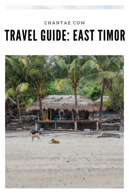 East Timor / Timor-Leste is one of Asia's least visited destinations. Discover what to do, see, and how to get around Timor-Leste in this guide.