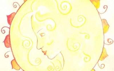 La femme soleil