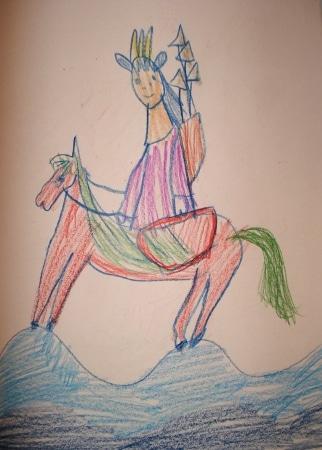 roi Marc'h aux oreilles de cheval
