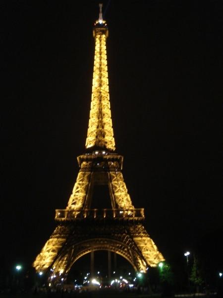 Paris entre deux multiplications