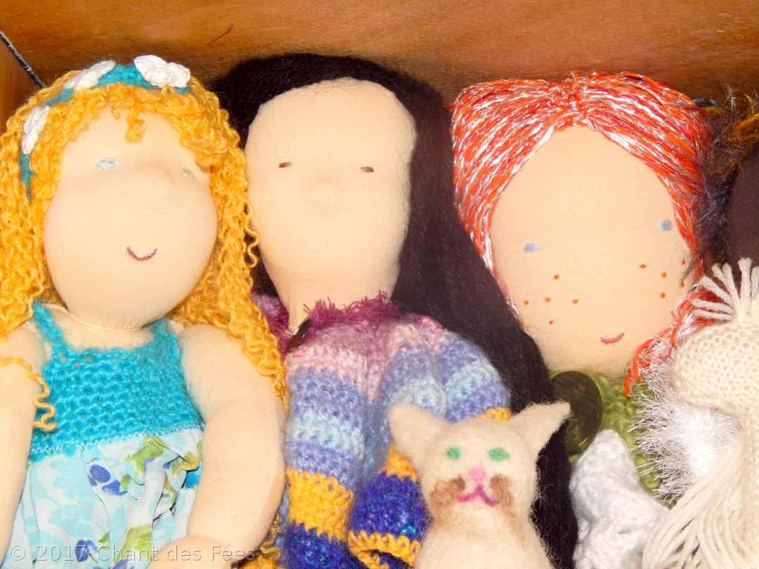 poupées Waldorf