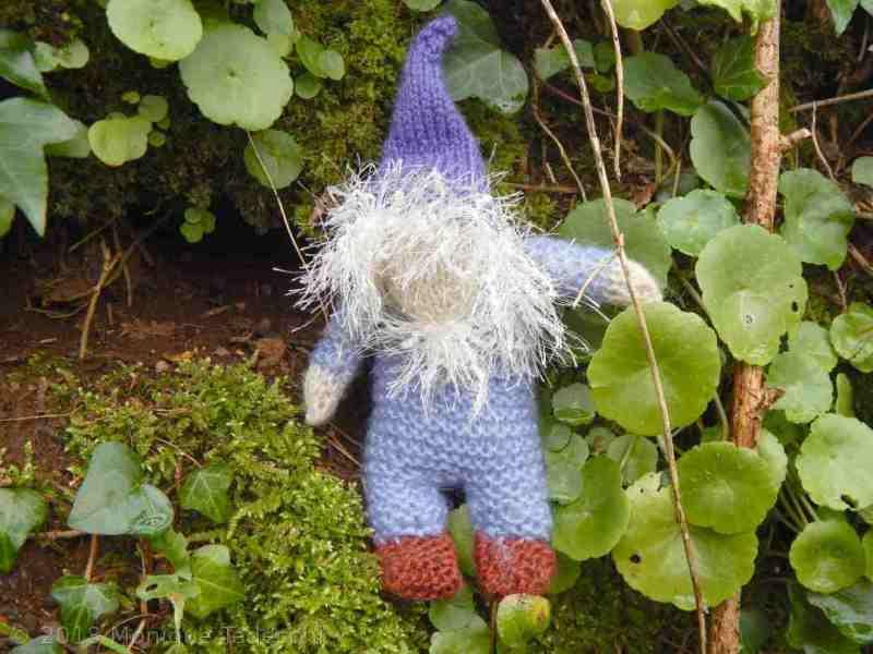 gnome Waldorf crocheté