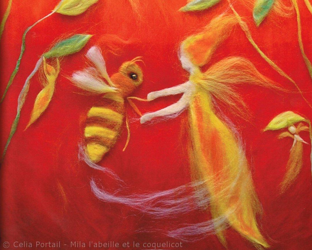 Mila l'abeille