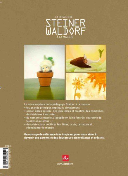pédagogie Steiner-Waldorf à la maison