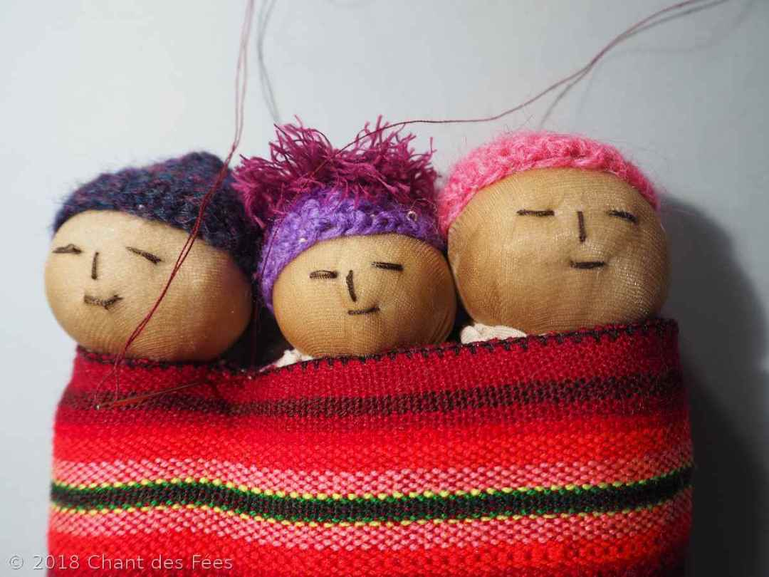 poupées boliviennes