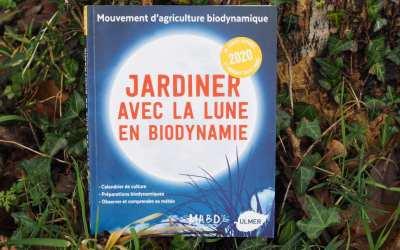 Jardiner avec la lune en biodynamie en 2020
