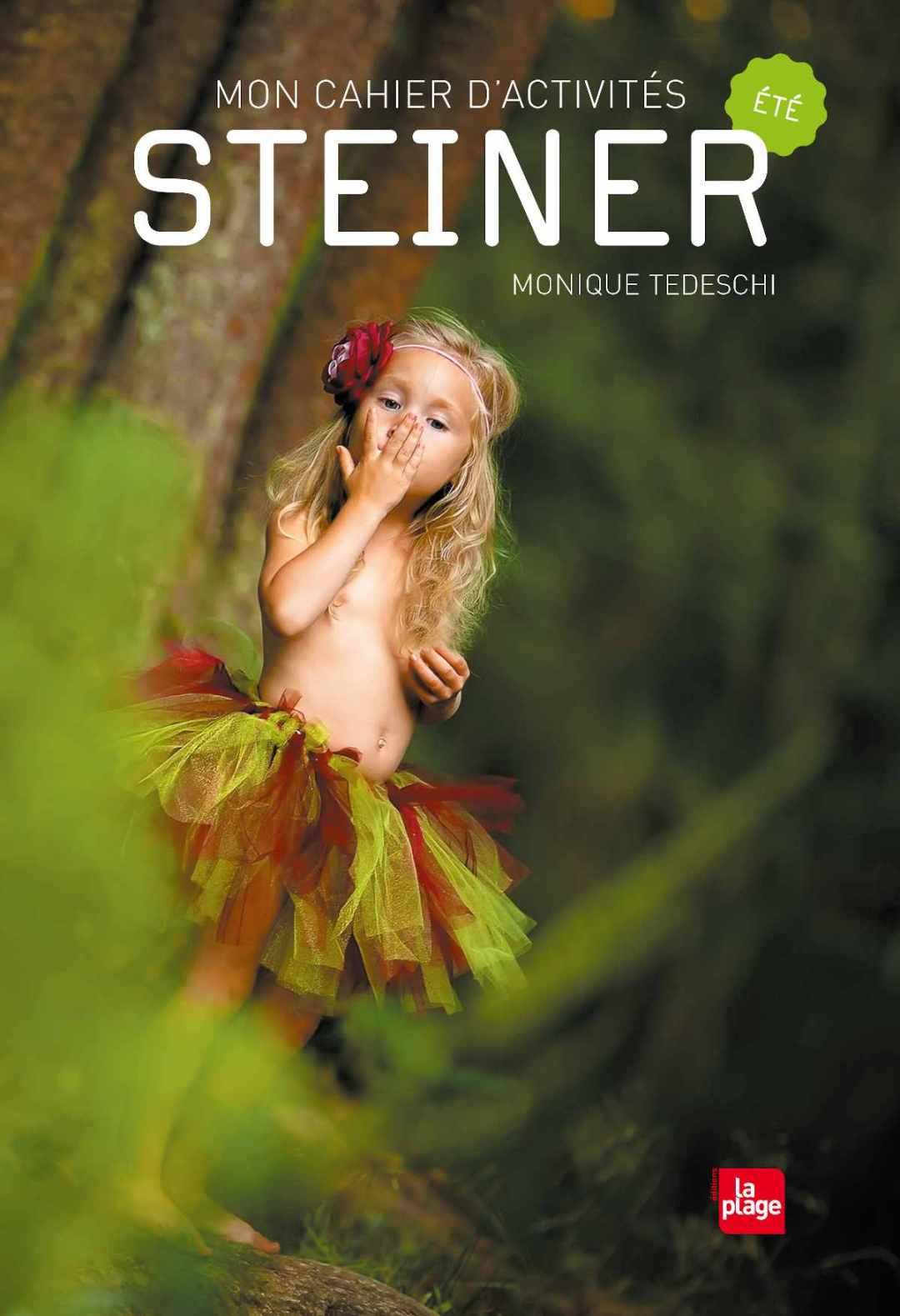 Cahier d'activités Steiner- Été