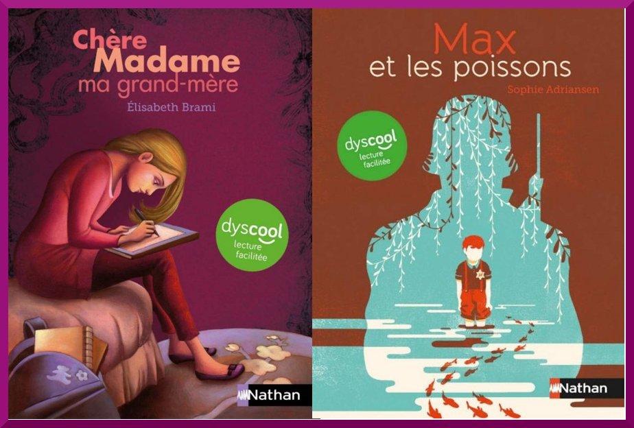 Courte chronique : Deux best-sellers jeunesse édités en Dyscool