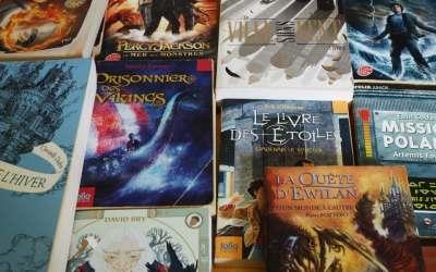 Des idées de livres de Fantasy pour les dix ans
