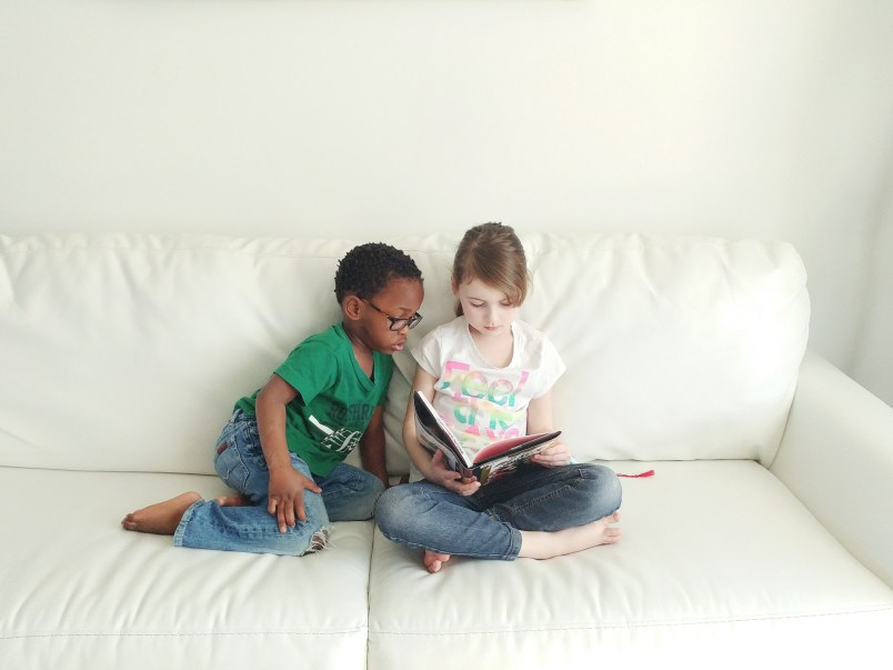 Adoption - It's Never Random