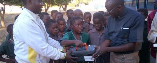 Solar Lighting Donation