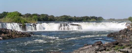 Ngonye Falls National Park