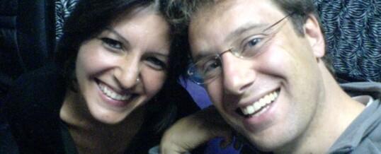Viviana Sorrentino & Diego Girotto on 107.7 fm, Zambia