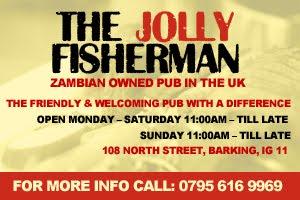 The Jolly Fisherman, London