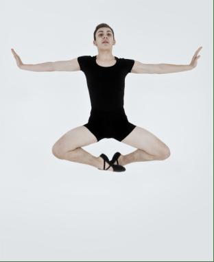 contemporary ballet programme chantry