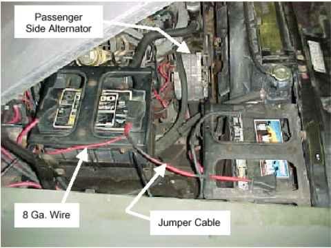 Chevy Blazer Wiring Diagram Techniek Ombouw 24v Gt 12v Chaosboyz 4x4