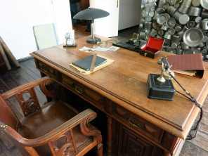 Schindlers Schreibtisch