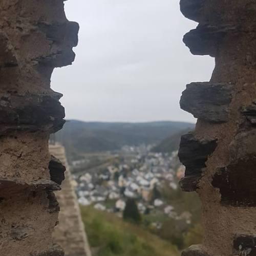 """Blick auf dem """"Fenster"""""""