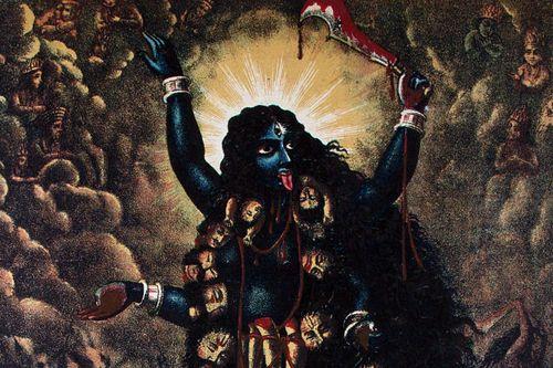 Une méditation sur Kali | Rat Holes