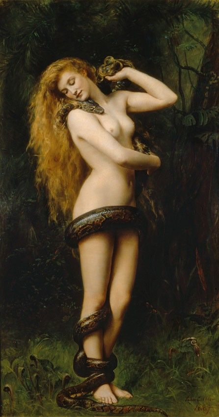 Lilith_(John_Collier_painting)