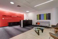 Creative Office Pavilion - Chapman Construction