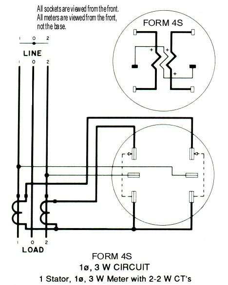 ge kilowatt hour meter wiring diagram buddhism vs hinduism venn kwh diagrams 4s