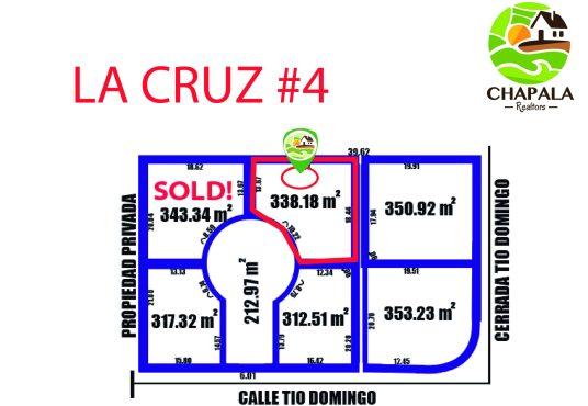 La Cruz #4 Lot