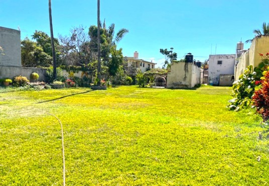 Lot For Sale-Chapala-Carrera Lot