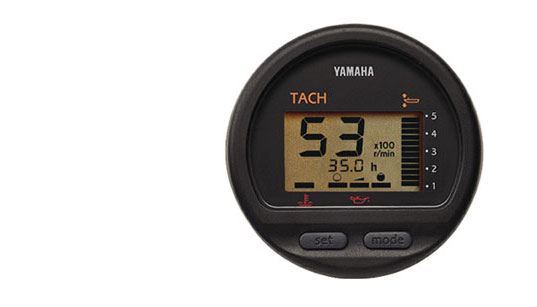 Yamaha Outboard Digital Gauges Wiring Diagram