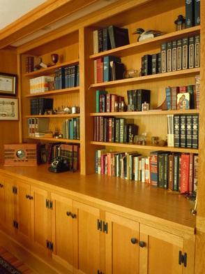 Craftsman Style Desk